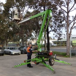10 Year Testing of Scissor Lifts, Boom Lifts, Trailer Mount EWPS