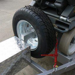 Skyjack SJ3220 20 Foot Scissor Lift with Trailer Package