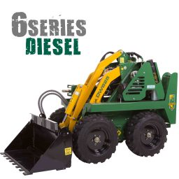 KANGA 6 SERIES Diesel Wheeled Mini Loader