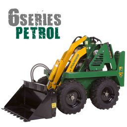 KANGA 6 SERIES Petrol Wheeled Mini Loader