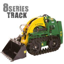 KANGA 8 SERIES Diesel Track Loader