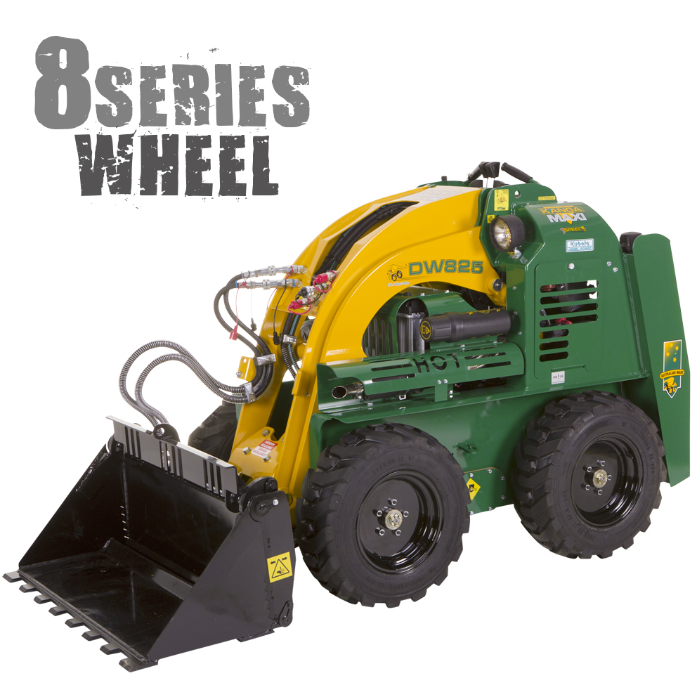 KANGA 8 SERIES Diesel Wheel Loader