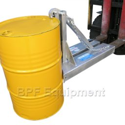 Forklift Drum Handler Single Drum Style