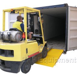 Container Access Ramp for Forklifts 8.0 Tonne Capacity