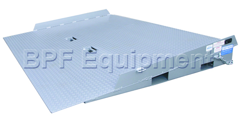Forklift Container Access Ramp 8.0 Tonne Capacity
