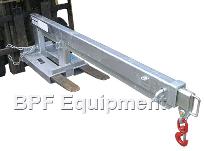 Forklift Jib 2.5 Tonne Long Type