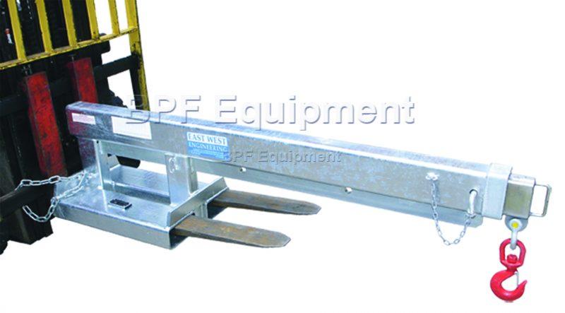 Forklift Jib 5.0 Tonne Long Type