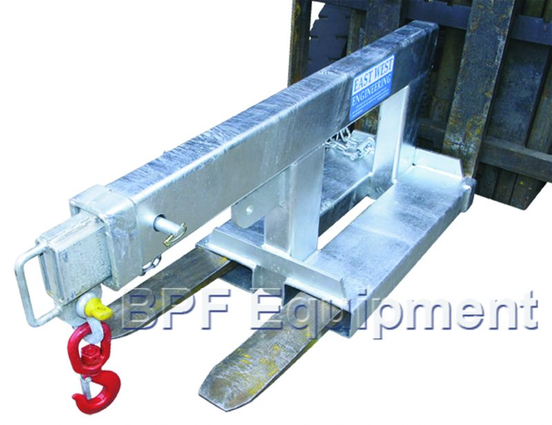 Forklift Jib 2.5 Tonne Short Type