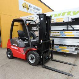 New Manitou MI25D 2.5 Tonne Diesel Forklift
