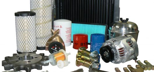 Spare Parts From BPF Equipment