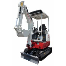 Takeuchi TB 215R 1.5 Tonne Excavator