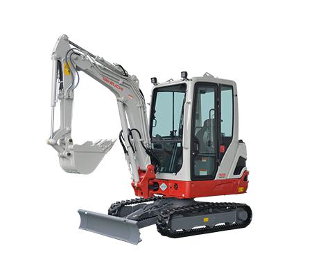 Takeuchi TB 225 - 2.4 Tonne Excavator