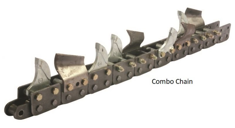 Replacement Trencher Chains