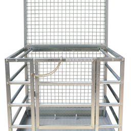 Forklift Safety Cage | Forklift Cage | Man Cage | Mesh & Rail