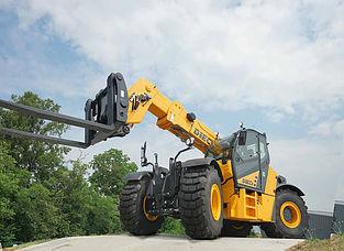 Dieci Hercules 100.10   10.0 Tonne 10.0 Metre Heavy Duty Telehandler