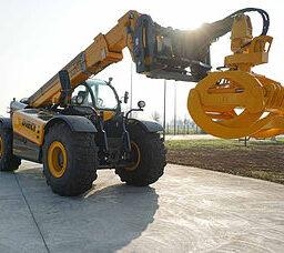 Dieci Hercules 120.10 | 12.0 Tonne 10.0 Metre Heavy Duty Telehandler