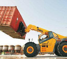 Dieci Hercules 210.10 | 21.0 Tonne 10.0 Metre Heavy Duty Telehandler
