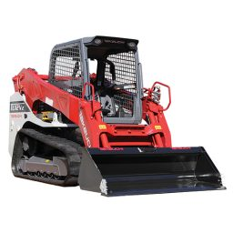 Takeuchi TL12V2 Vertical Lift Track Loader